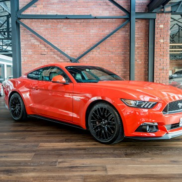2015 Ford Mustang MY16