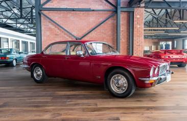 1974 Jaguar XJ6 L