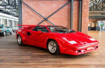 1990 Lamborghini Countach 25th Anniv.