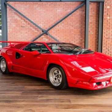 1990 Lamborghini Countach 25th Anniv.