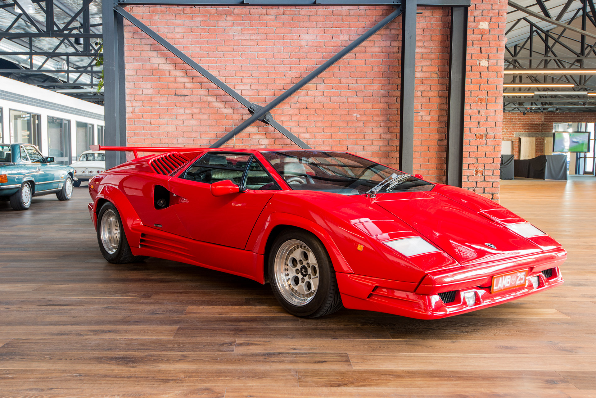 1990 Lamborghini Countach 25th Anniv Richmonds
