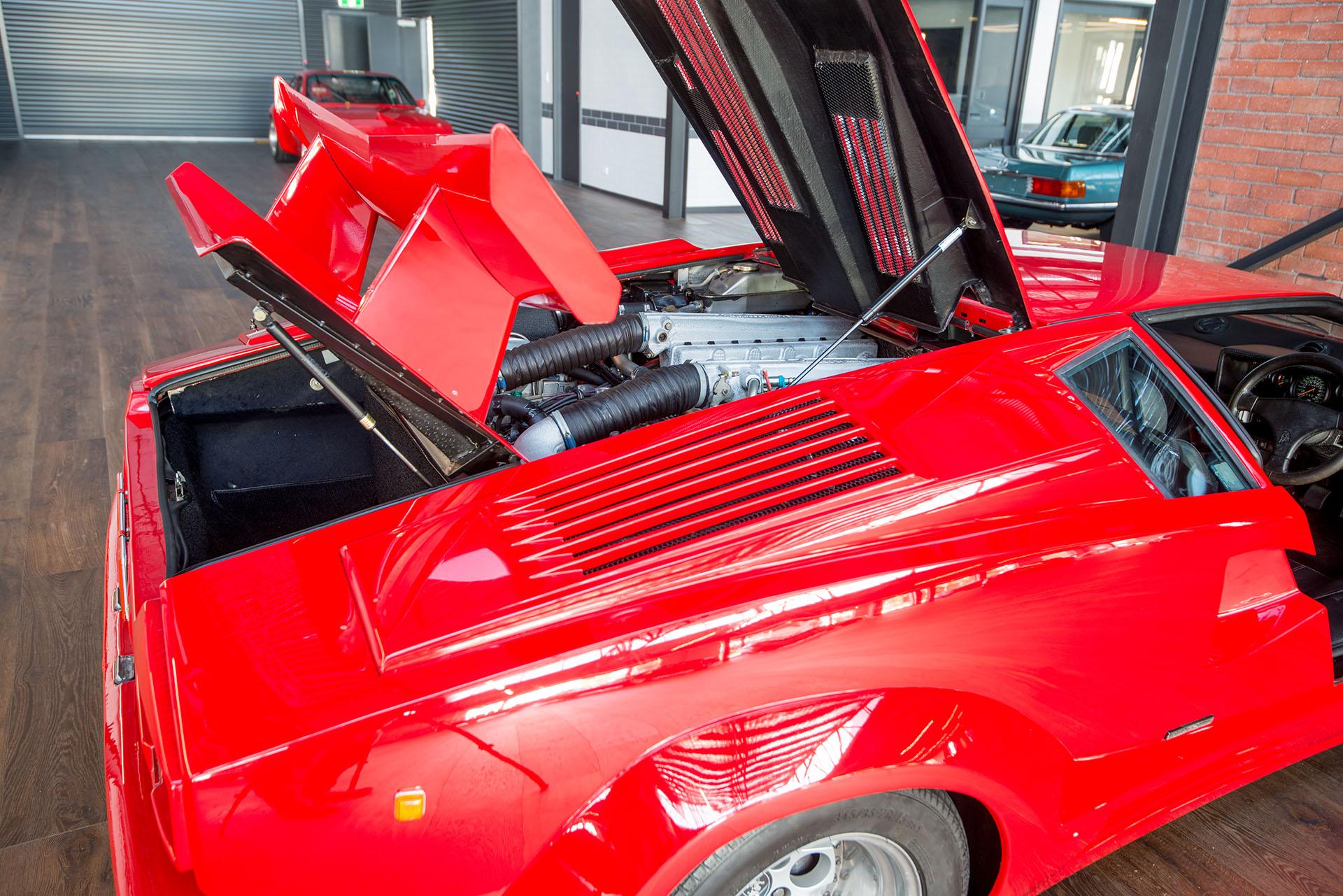 1990 Lamborghini Countach 25th Anniv Richmonds