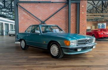 1987 Mercedes 300 SL