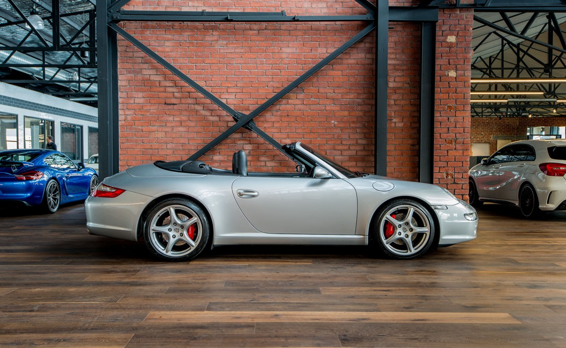 2005 Porsche 911 Carrera S Cab. MY06
