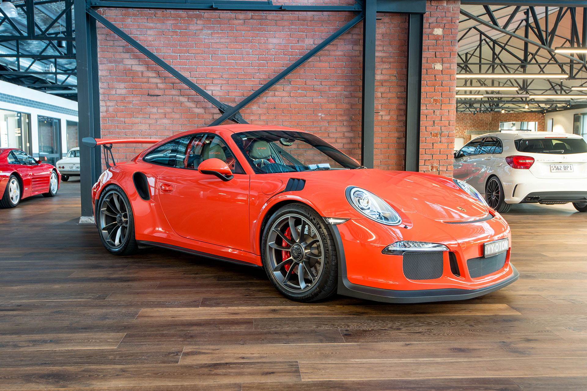 2016 porsche gt3 rs richmonds classic and prestige cars storage and sales adelaide. Black Bedroom Furniture Sets. Home Design Ideas