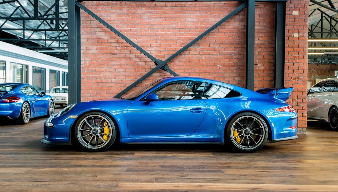 2013 Porsche GT3 MY14