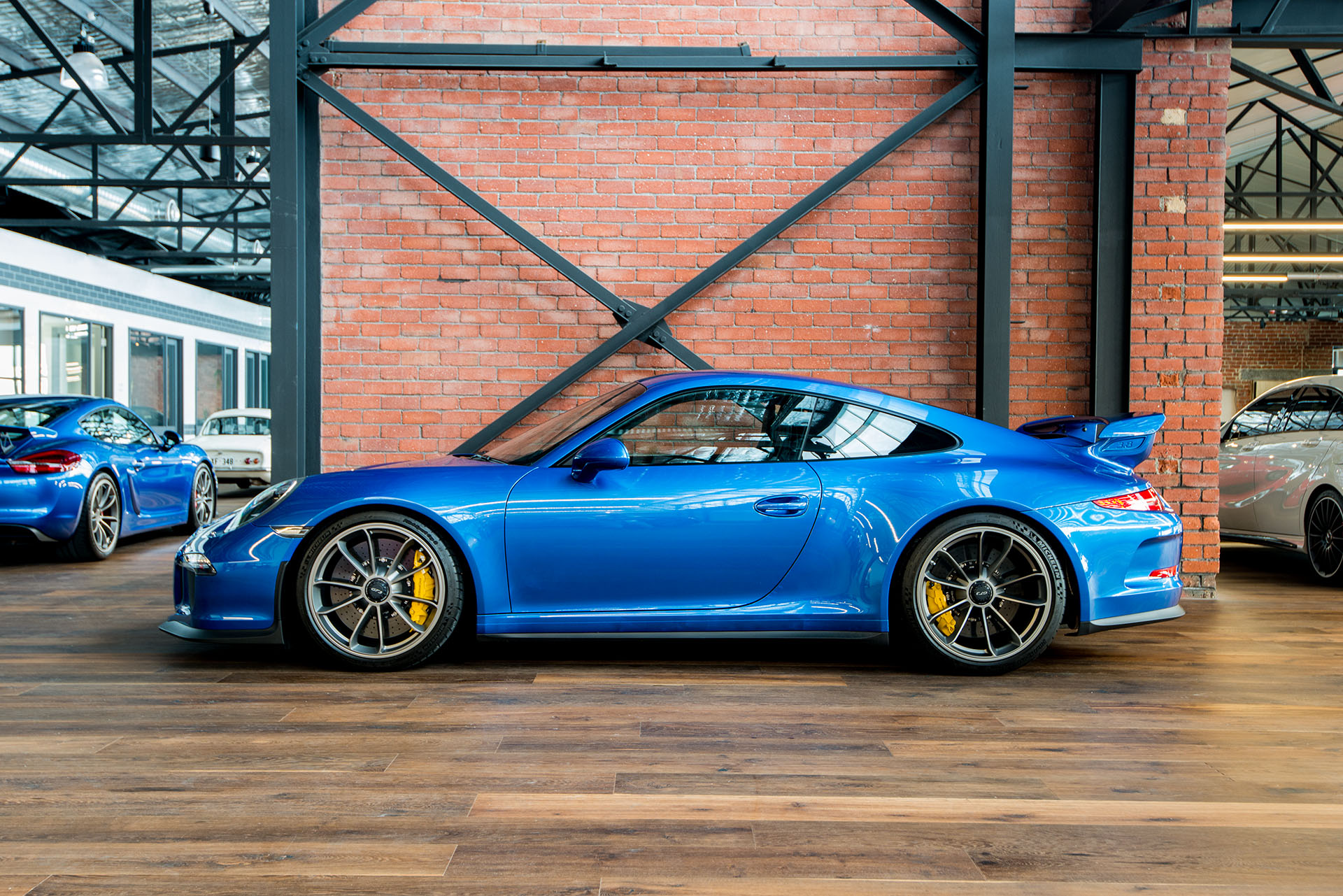 2013 Porsche Gt3 Club Sport My14 Richmonds Classic And
