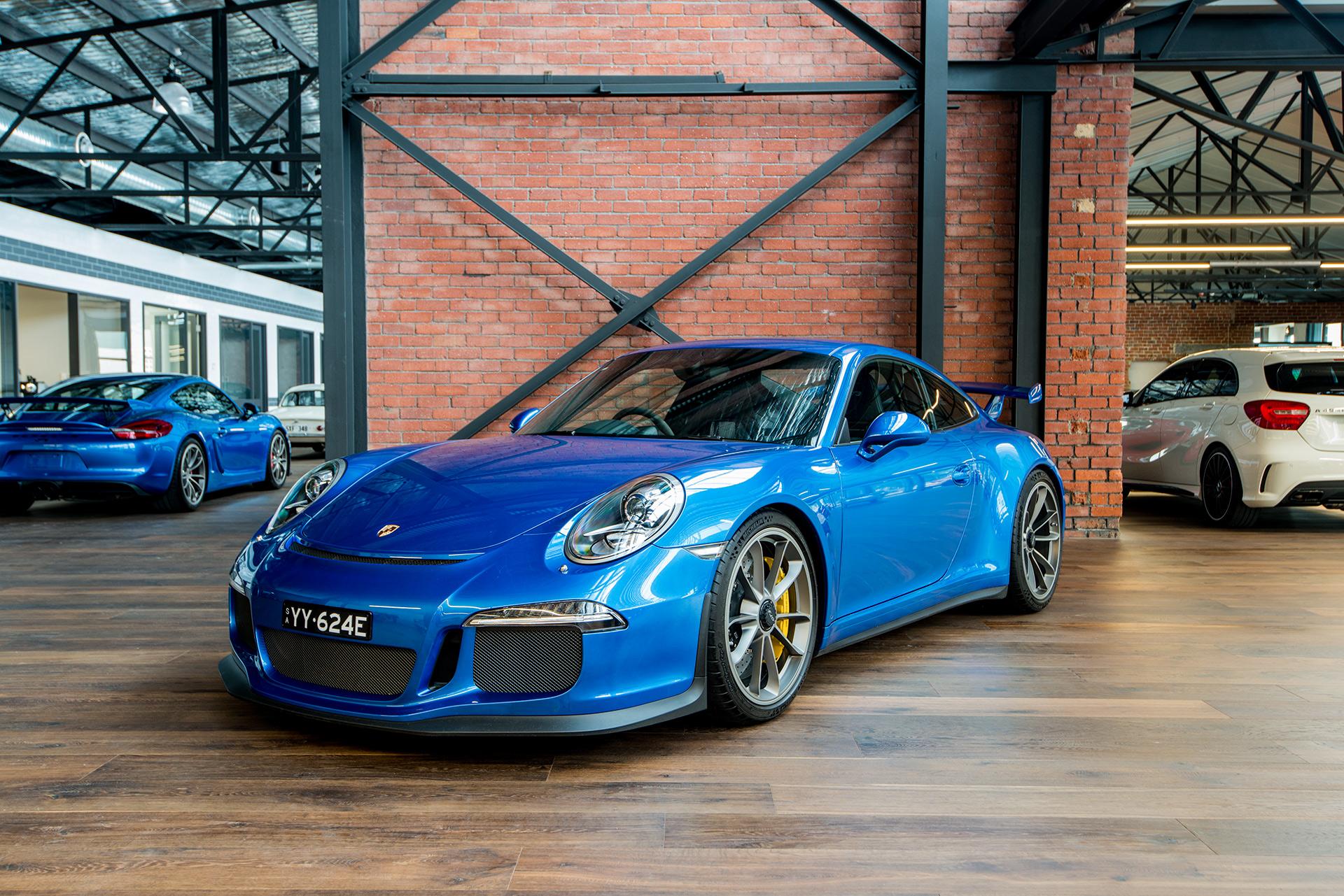 2013 Porsche Gt3 Club Sport My14 Richmonds Classic And