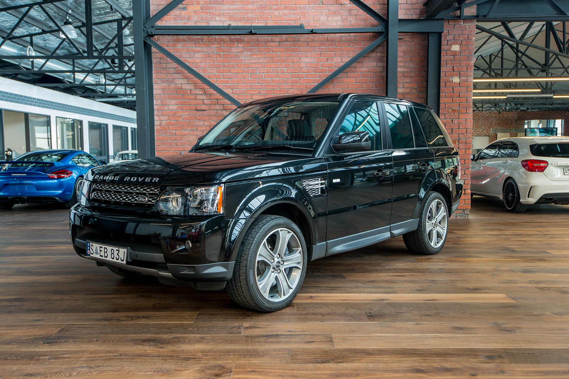 2012 land rover range rover sport richmonds classic. Black Bedroom Furniture Sets. Home Design Ideas