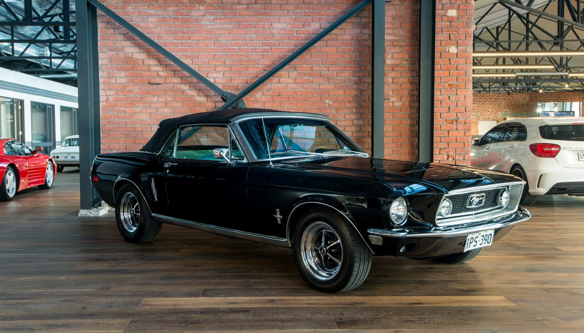 1968 Ford Mustang 390