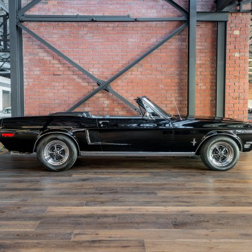 1968 Ford Mustang Convertible 390