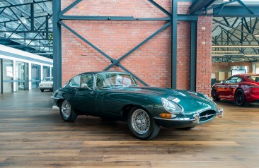 1963 Jaguar E Type 3.8 FHC