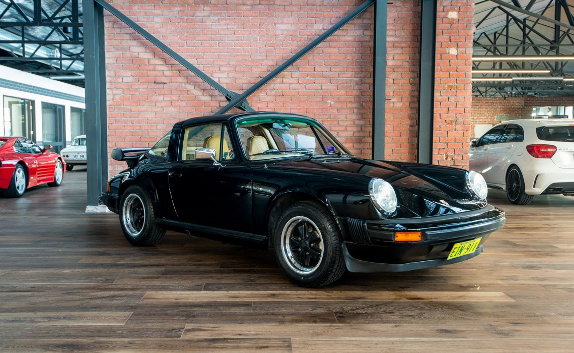 1974 Porsche 911 Carrera Targa - Richmonds - Classic and ...