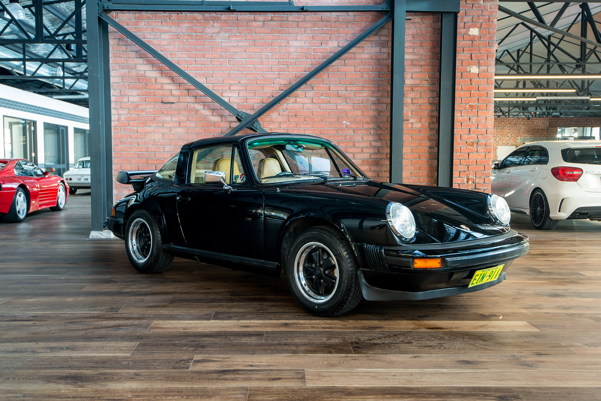 1974 Porsche 911 Carrera Targa Richmonds Classic And