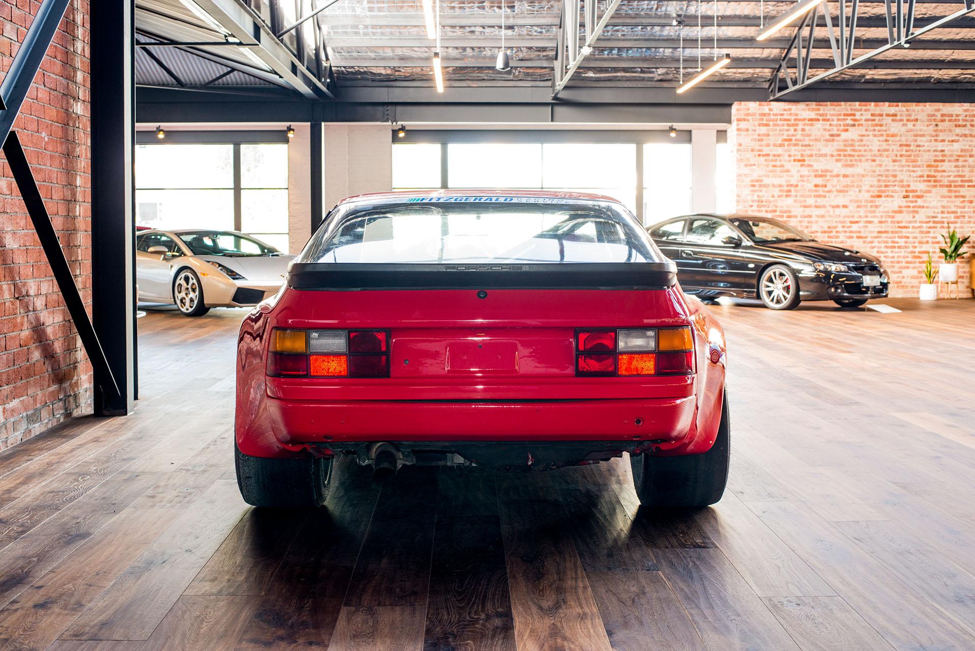 1986 Porsche 944 Turbo - Richmonds - Classic and Prestige Cars ...
