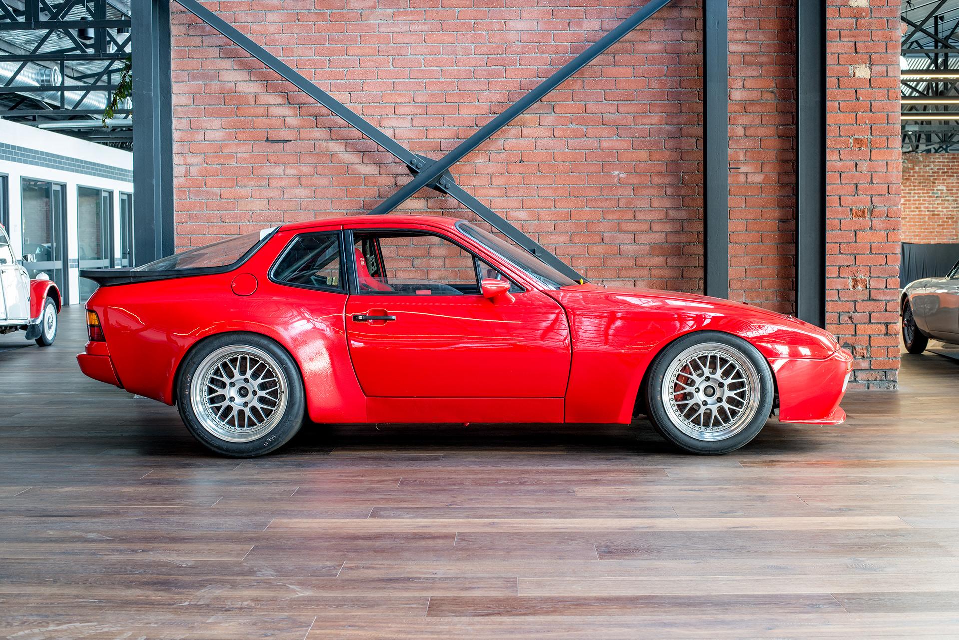 1986 porsche 944 turbo richmonds classic and prestige