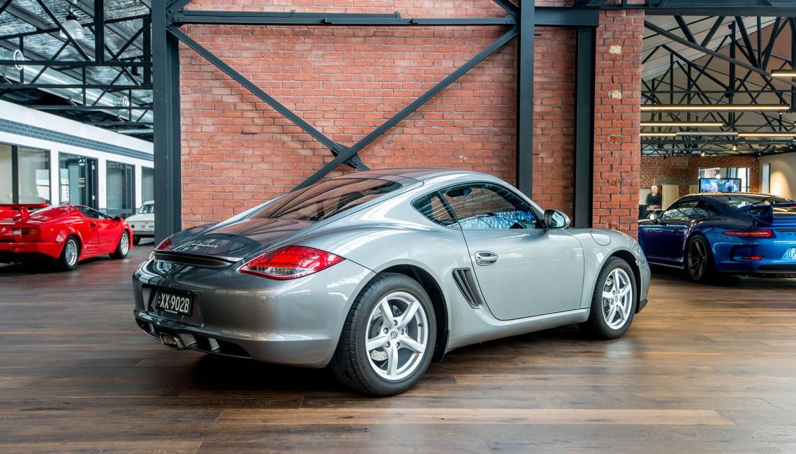 2008 Porsche Cayman (MY09)