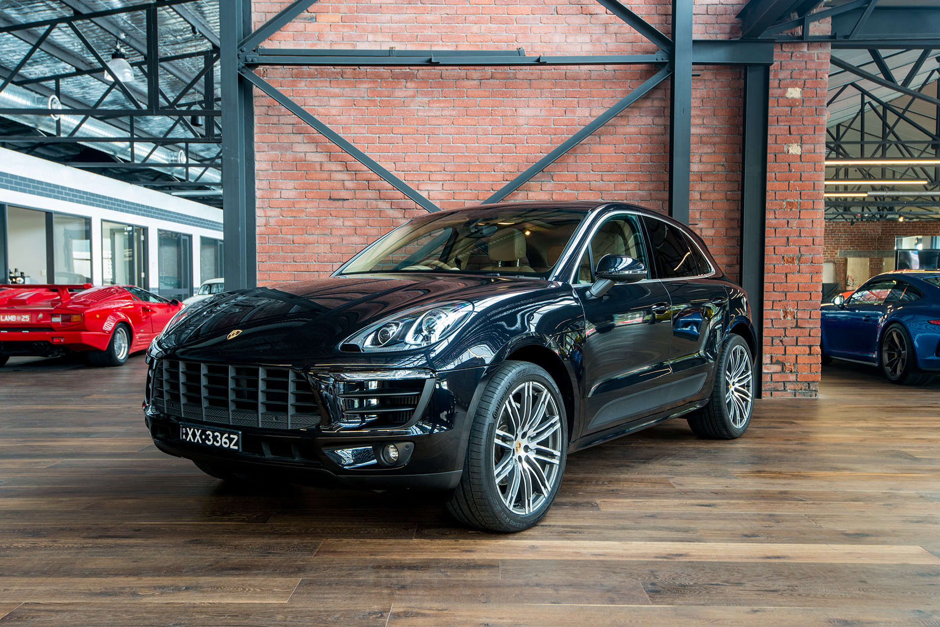 2014 Porsche Macan S My15 Richmonds Classic And