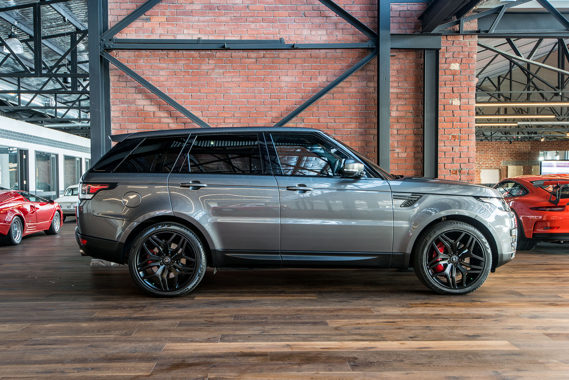 2015 Range Rover Sport Sdv8 Richmonds Classic And