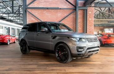 2015 Range Rover Sport SDV8