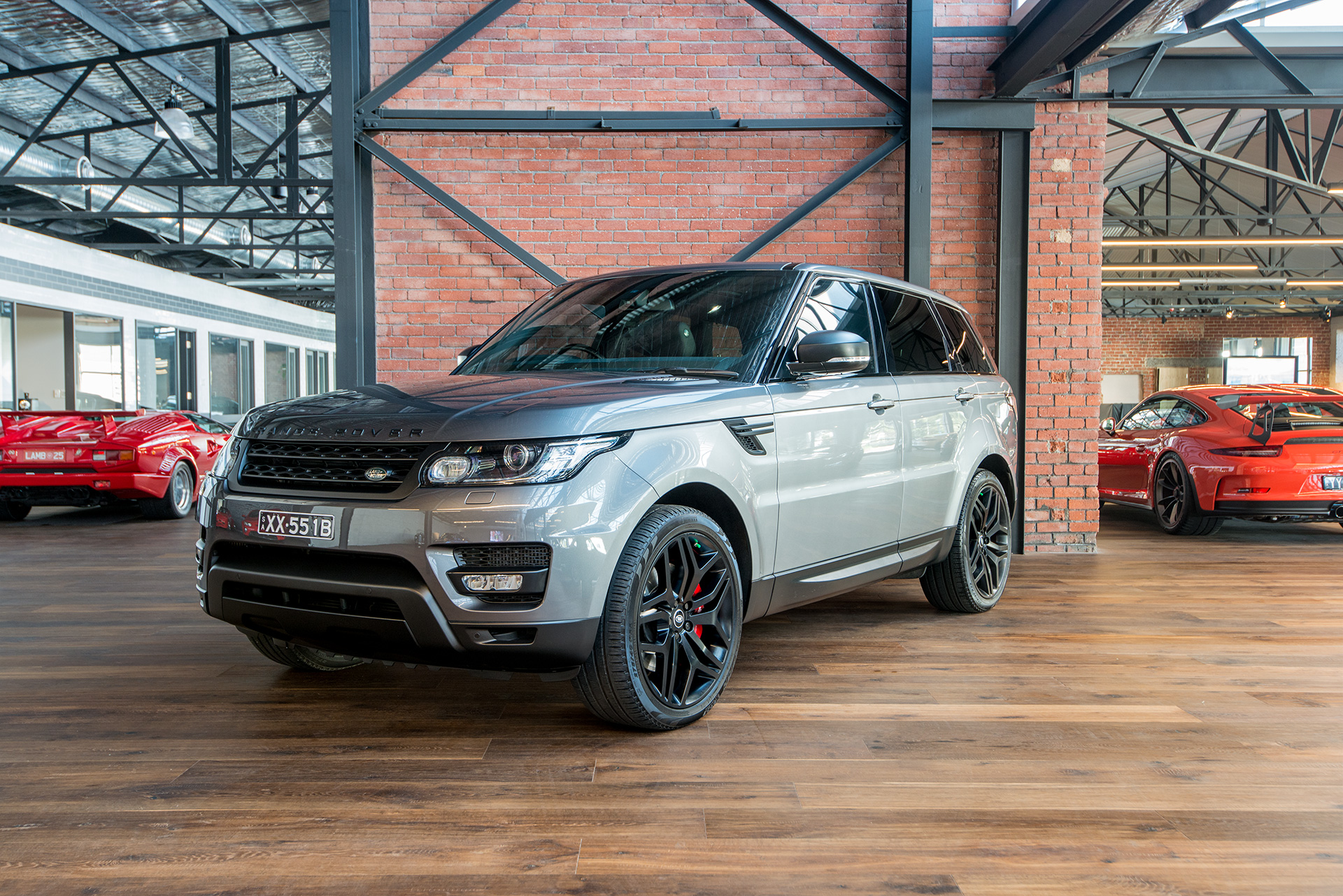 Car Door Unlock Kit >> 2015 Range Rover Sport SDV8 - Richmonds - Classic and Prestige Cars - Storage and Sales ...