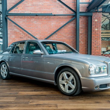 2003 Bentley Arnage Black Label T