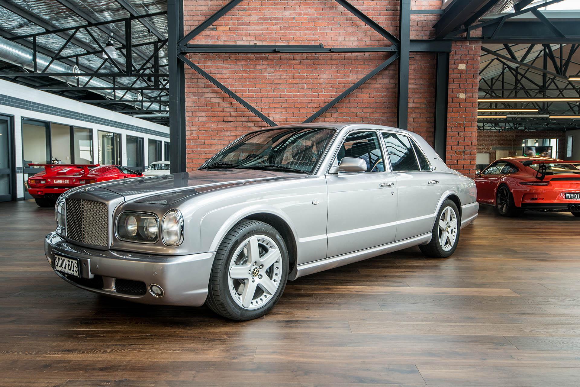2003 Bentley Arnage Black Label T Richmonds Classic