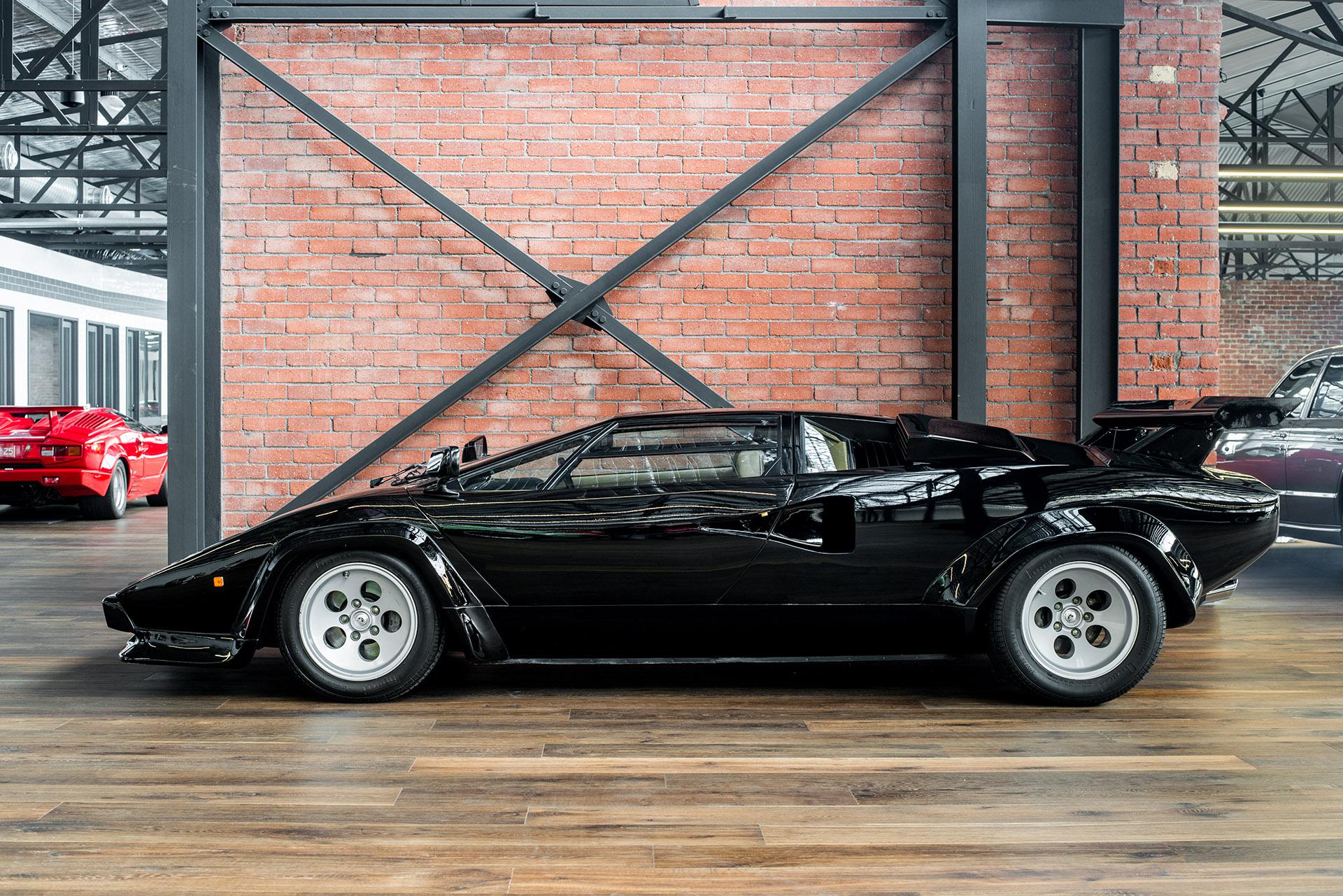 1980 Lamborghini Countach Lp400s Richmonds Classic And Prestige Cars Storage And Sales