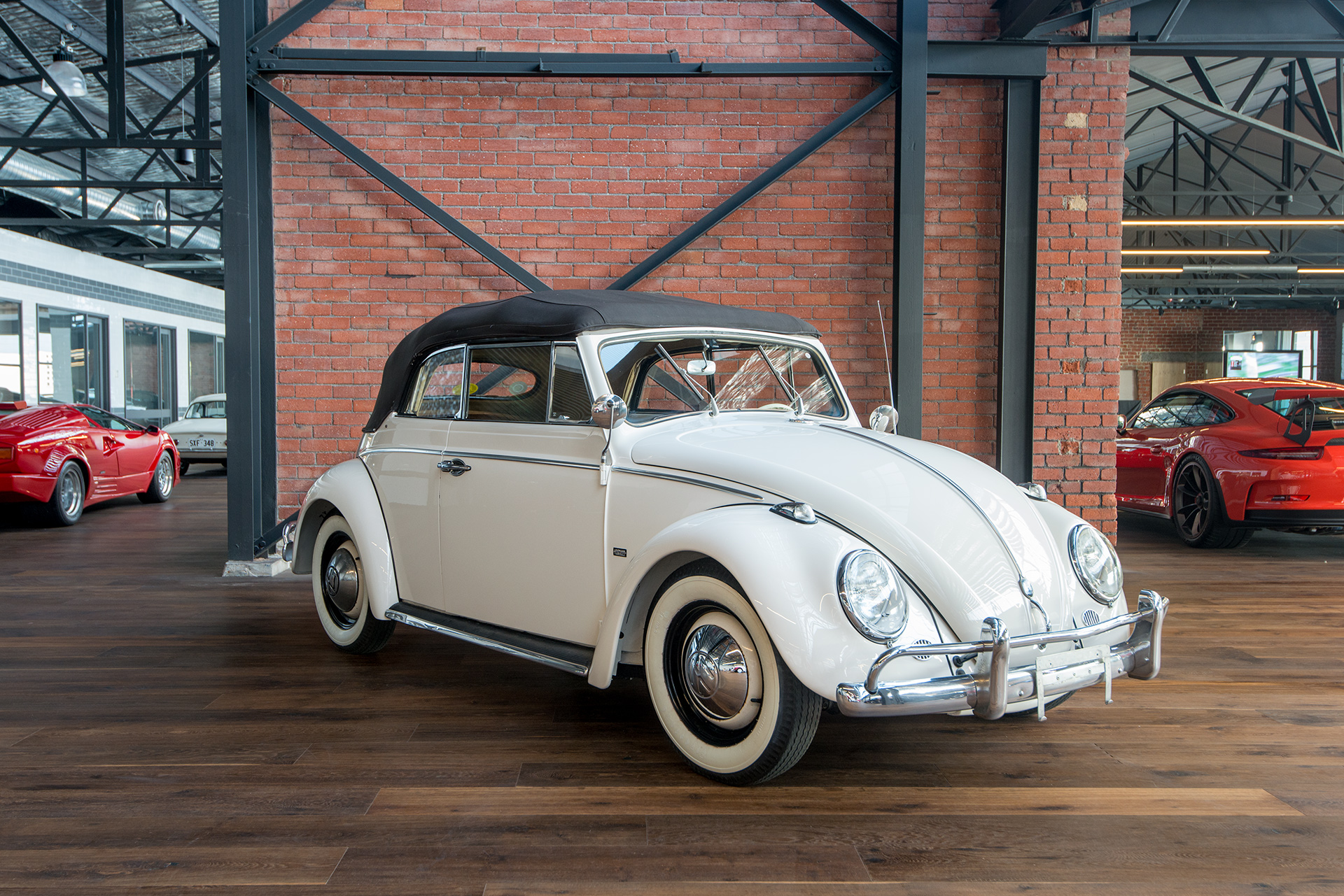 1960 Volkswagen Cabriolet - Richmonds - Classic and Prestige Cars - Storage and Sales - Adelaide ...