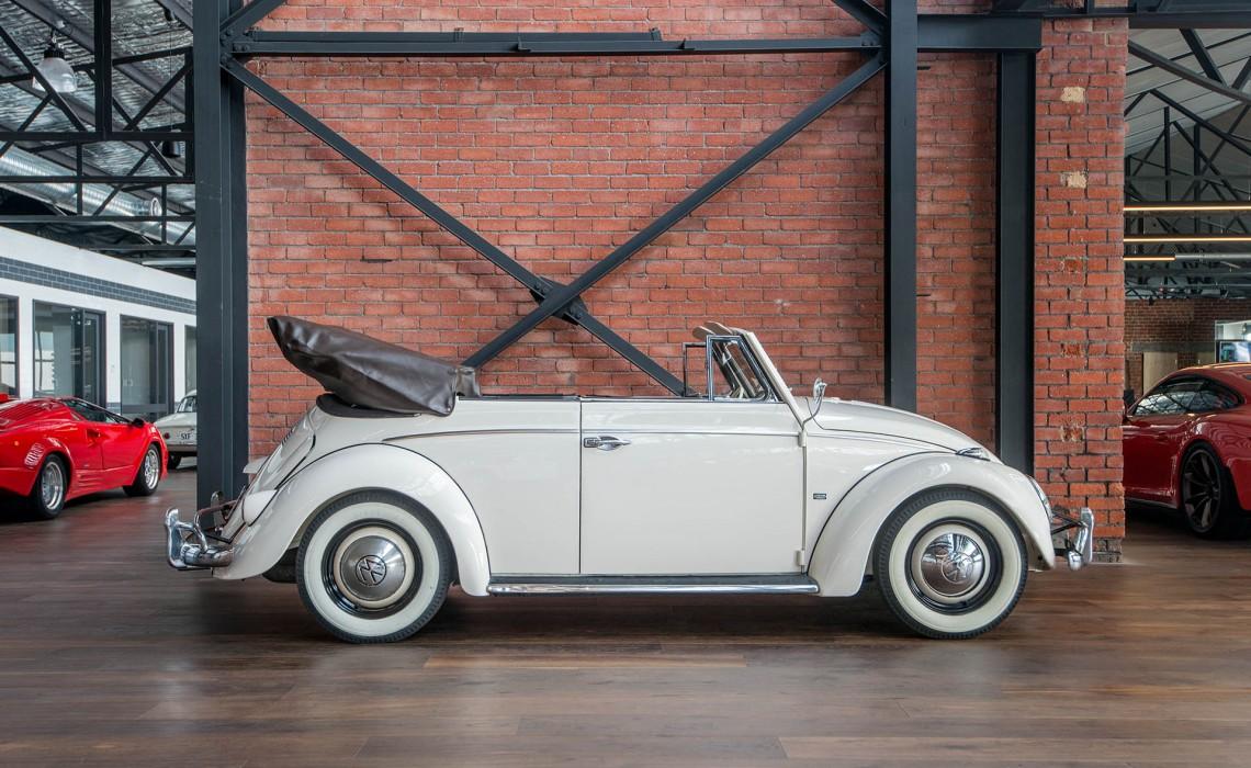 1960 VW Cabriolet