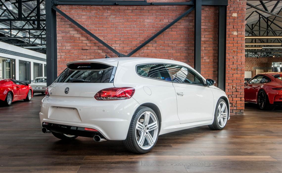 2012 Volkswagen Scirocco R