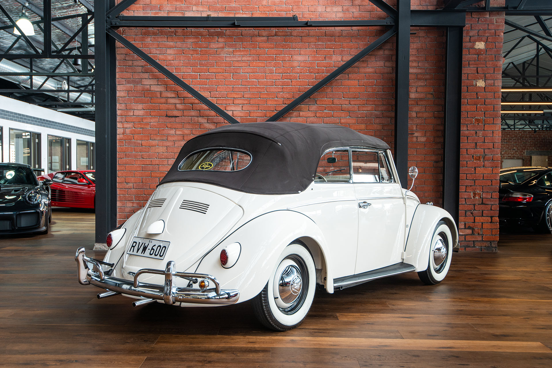 Beetle For Sale >> 1960 Volkswagen Cabriolet - Richmonds - Classic and ...