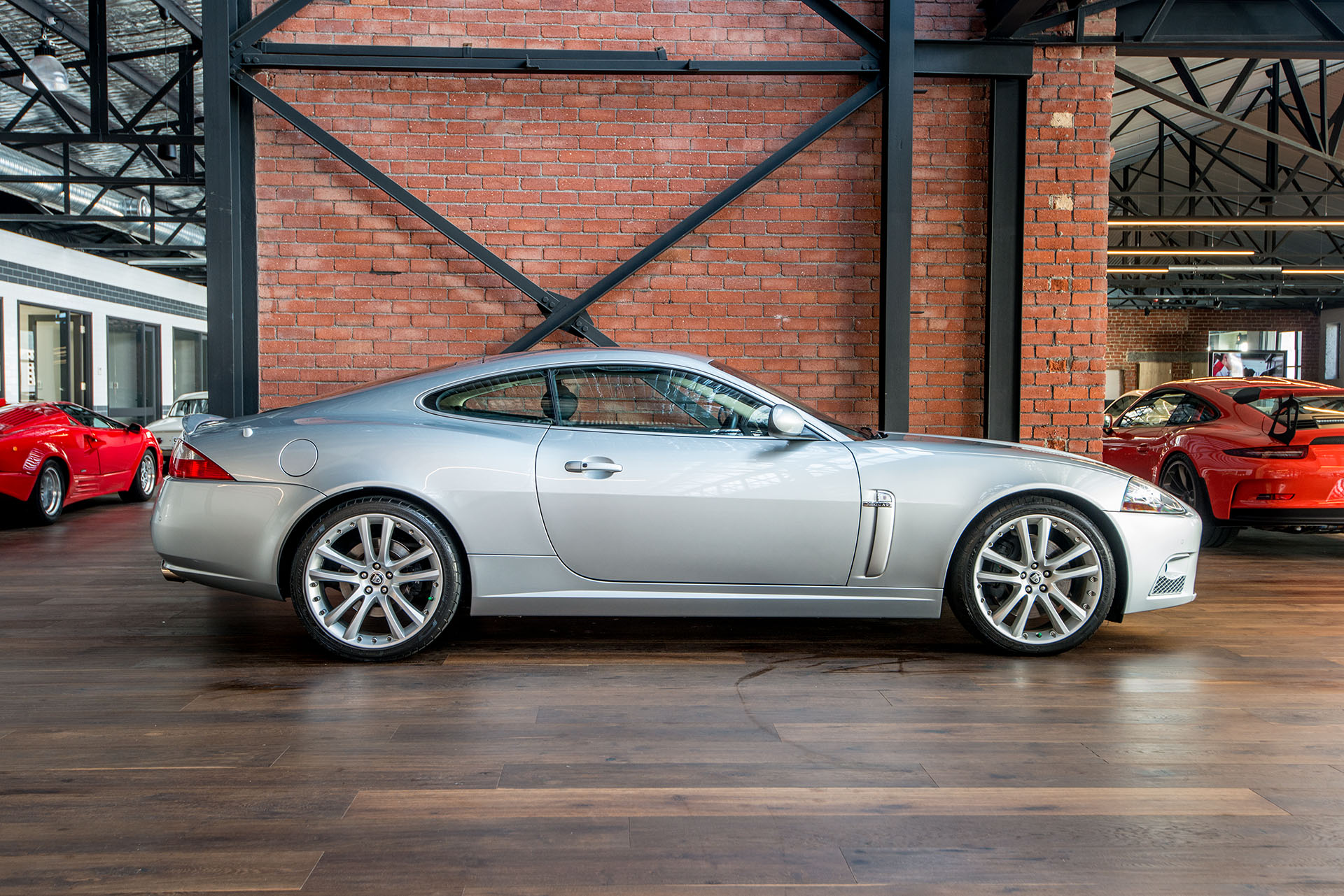 2007 Jaguar Xkr Coupe Richmonds Classic And Prestige