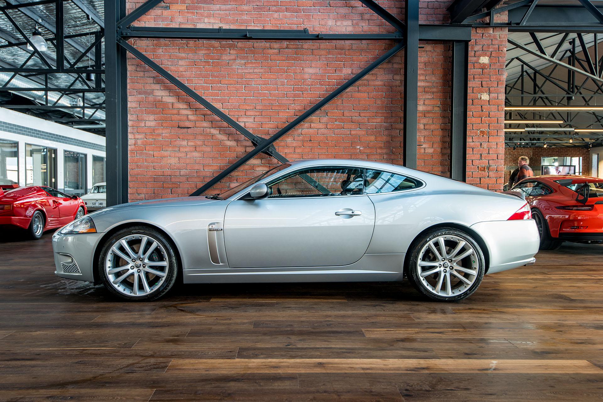 2007 Jaguar XKR Coupe - Richmonds - Classic and Prestige ...