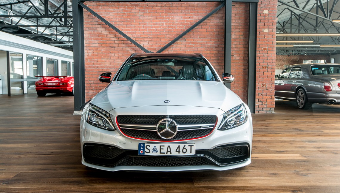 2015 Mercedes Benz C63 S Touring