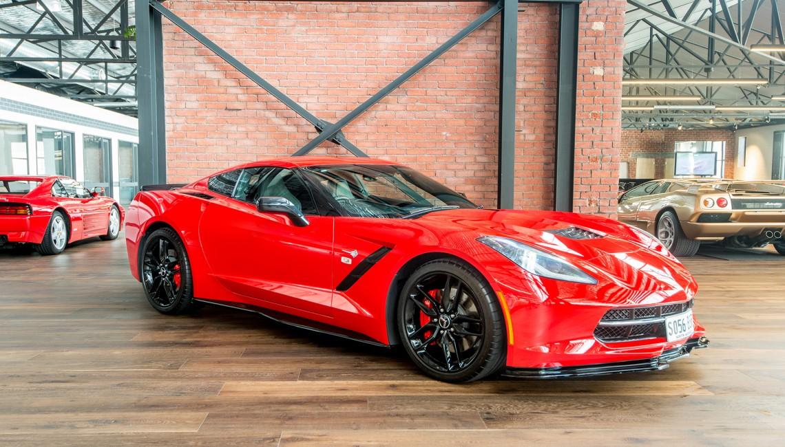 2014 Corvette Stingray For Sale >> 2014 Corvette Stingray Z51 Coupe Manual - Richmonds - Classic and Prestige Cars - Storage and ...