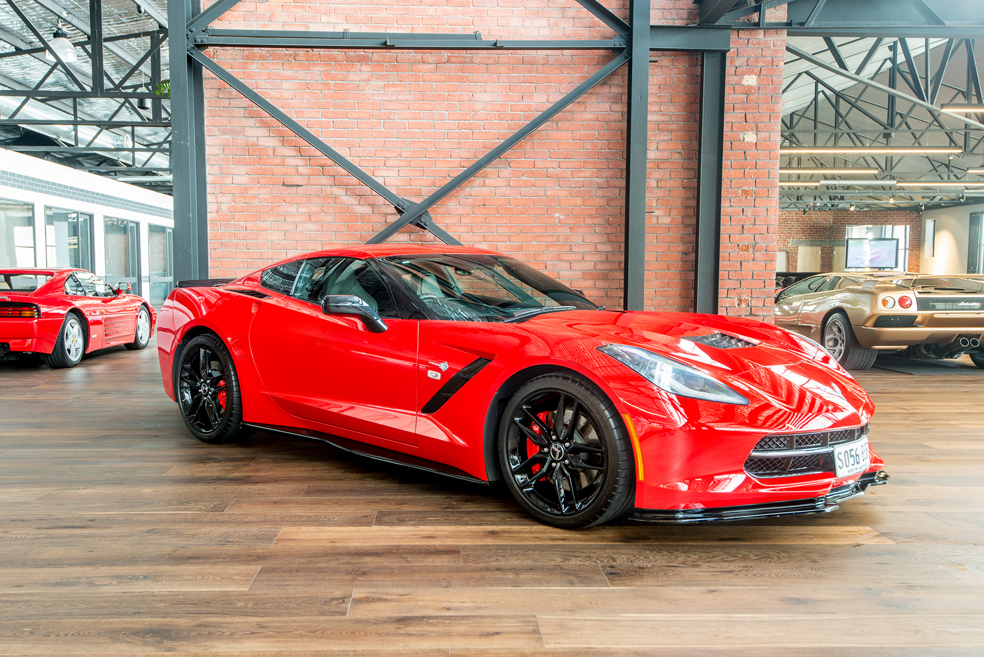 2014 Corvette Stingray Z51 Coupe Manual Richmonds