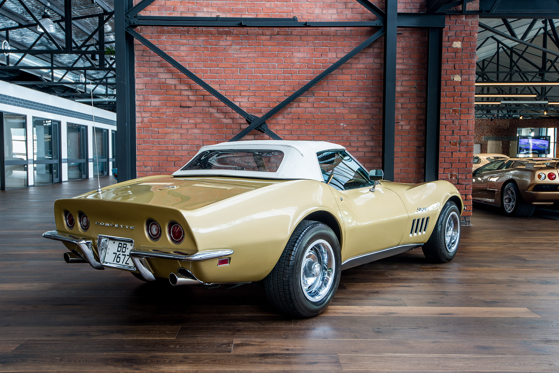 1969 Corvette Stingray >> 1969 Corvette Stingray - Richmonds - Classic and Prestige Cars - Storage and Sales - Adelaide ...