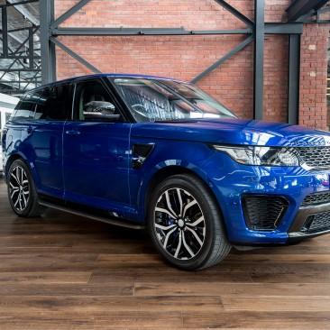 2015 Range Rover Sport SVR MY(15.5)