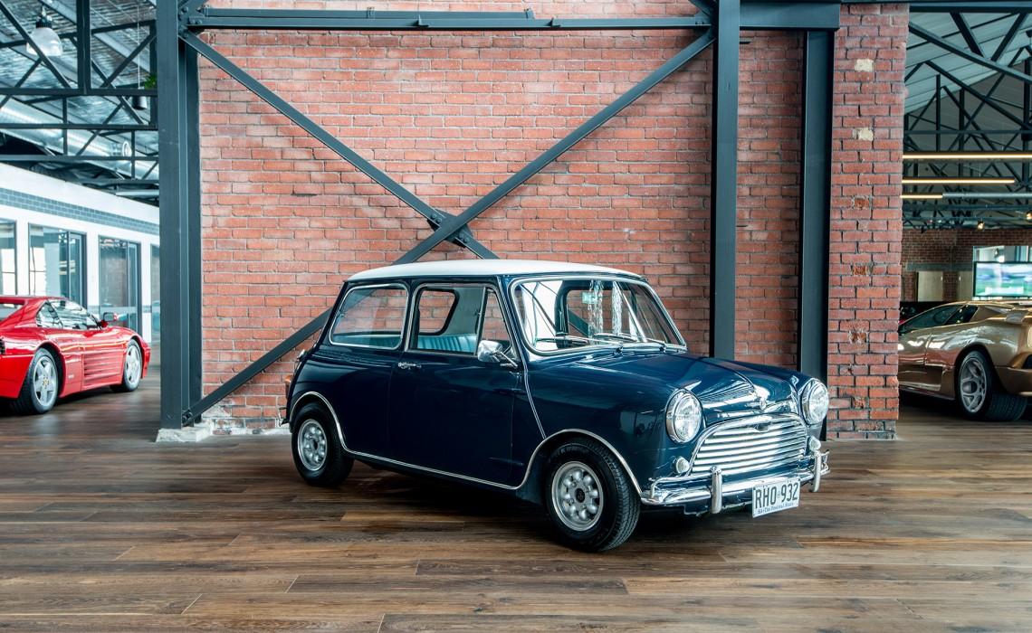 1968 Morris Cooper S