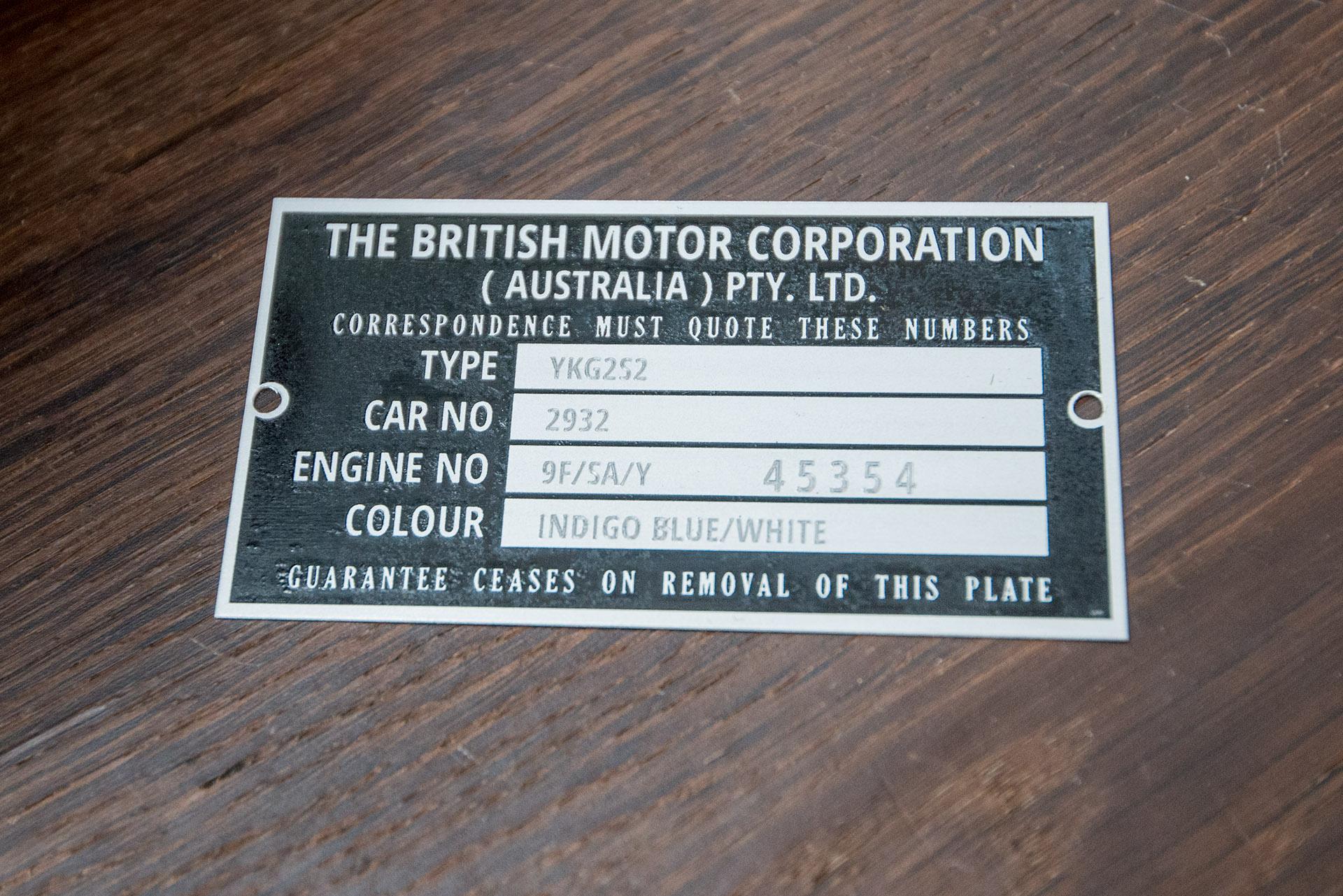 White Mini Cooper >> 1968 Morris Cooper S - Richmonds - Classic and Prestige Cars - Storage and Sales - Adelaide ...
