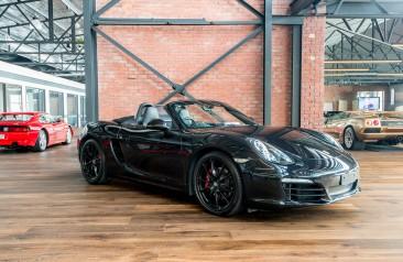 2012 Porsche Boxter S (MY13)