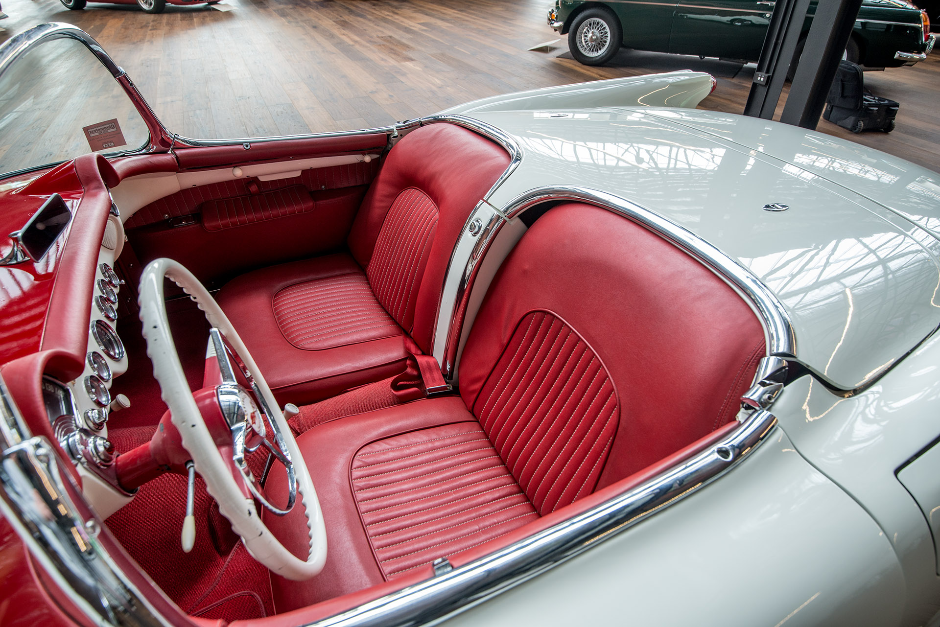 1954 Chevrolet Corvette C1 Convertible - Richmonds ...