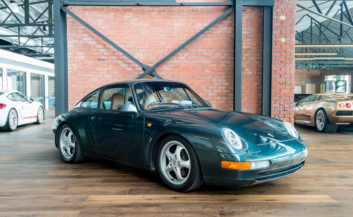 1994 Porsche 911 Carrera