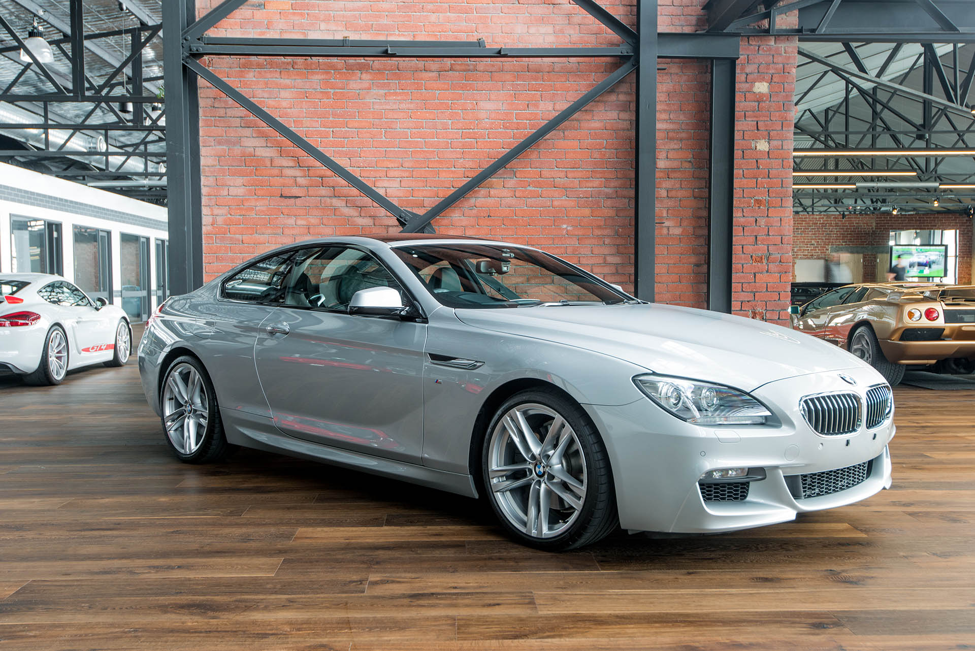 2014 Bmw 640i Coupe Richmonds Classic And Prestige