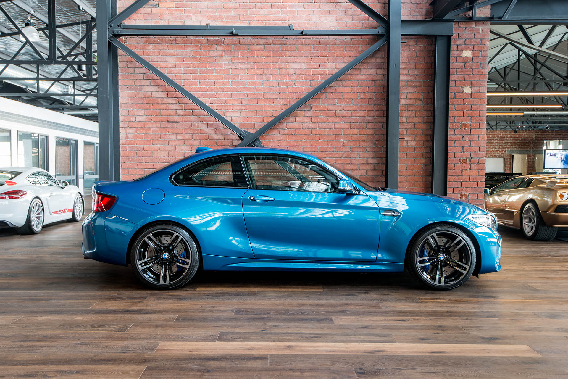 How To Unlock Steering Wheel >> 2016 BMW M2 - Richmonds - Classic and Prestige Cars - Storage and Sales - Adelaide, Australia