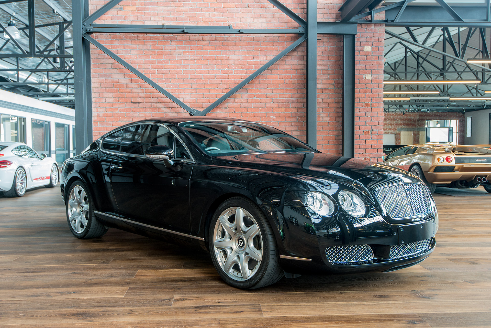 2007 bentley continental gt coupe richmonds classic and prestige cars storage and sales. Black Bedroom Furniture Sets. Home Design Ideas
