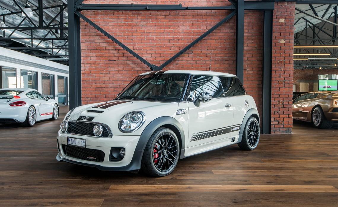 White Mini Cooper >> 2013 Mini Cooper JCW - Richmonds - Classic and Prestige Cars - Storage and Sales - Adelaide ...
