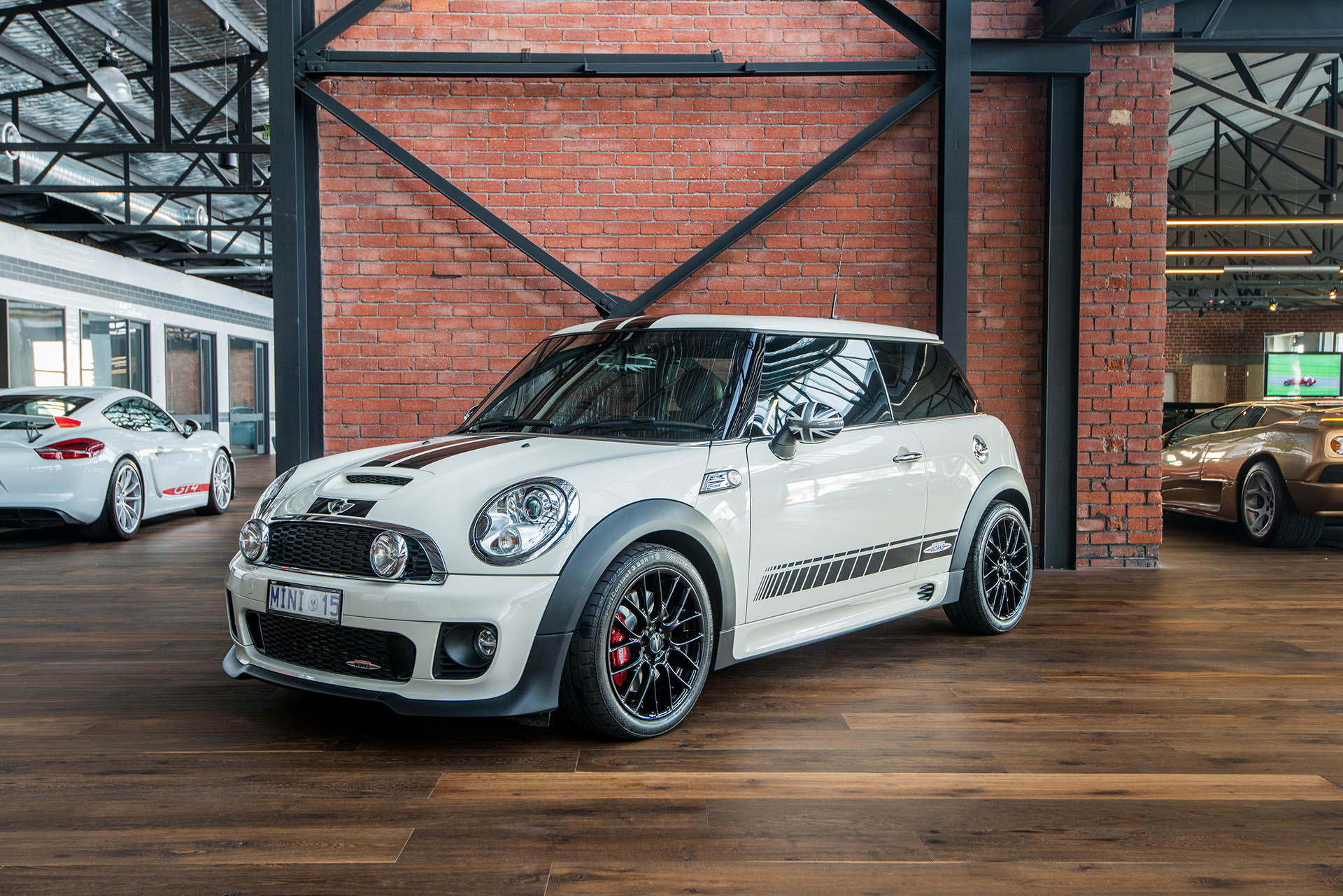 2013 Mini Cooper Jcw Richmonds Classic And Prestige