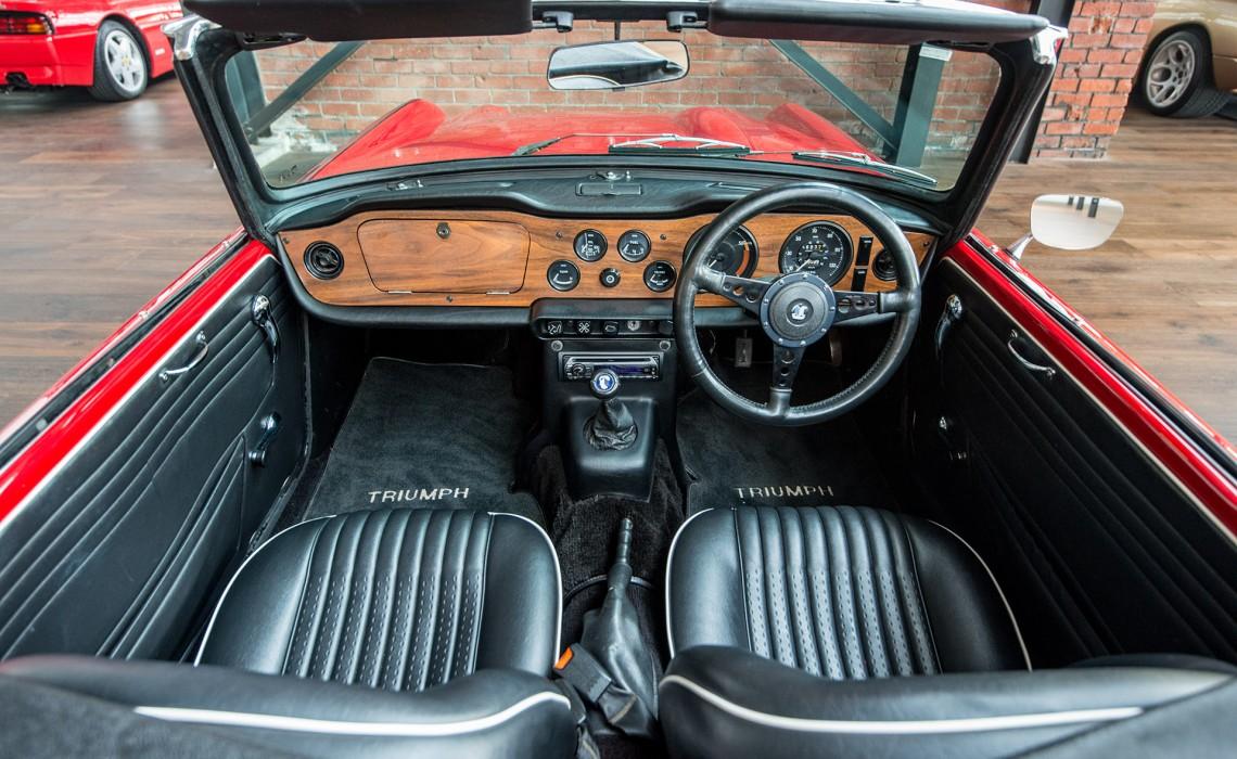 1968 Triumph TR5 Roadster